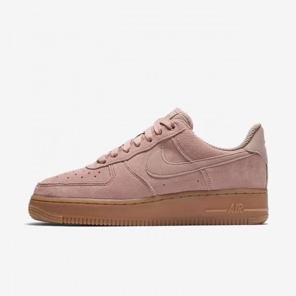 Nike Air Force 1 \'07 Se Freizeitschuhe Damen Pink...