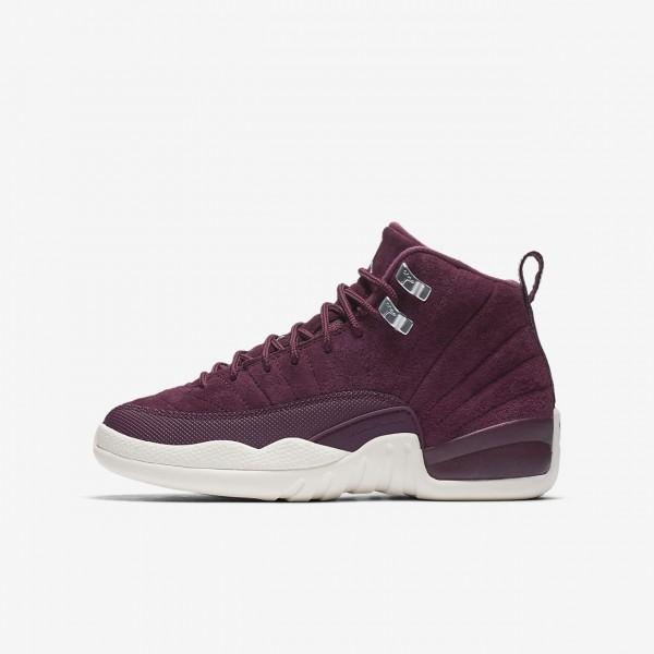 Nike Air Jordan Retro 12 Outdoor Schuhe Jungen Bor...