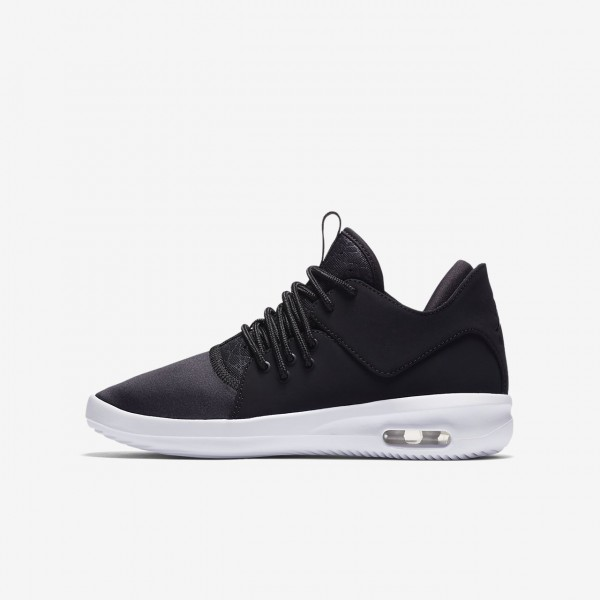 Nike Air Jordan First Class Freizeitschuhe Jungen Schwarz Weiß 852-50020