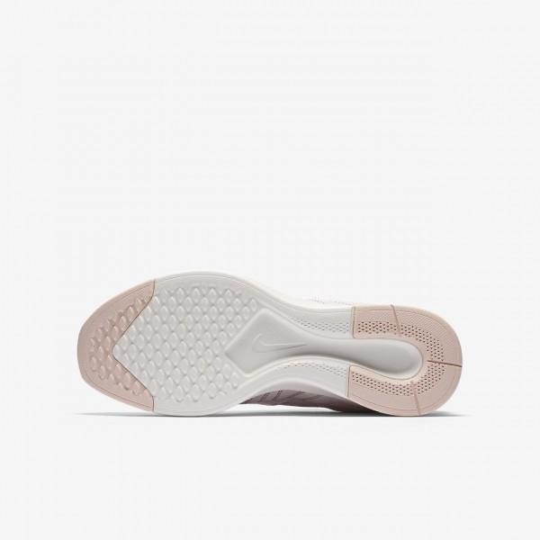 Nike Dualtone Racer Freizeitschuhe Mädchen Rosa Metallic Rot Bronze 257-14045