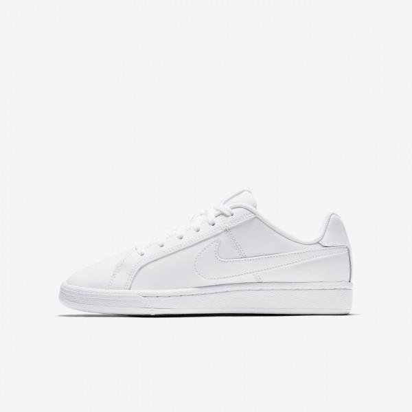 Nike Court Royale Freizeitschuhe Mädchen Weiß 33...