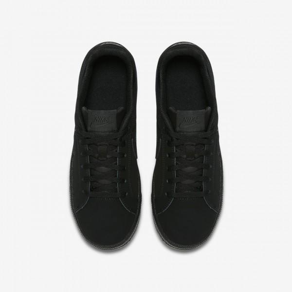 Nike Court Royale Freizeitschuhe Mädchen Schwarz 285-46770