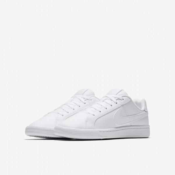 Nike Court Royale Freizeitschuhe Mädchen Weiß 335-22547