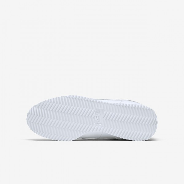 Nike Cortez Basic Sl Freizeitschuhe Mädchen Weiß Grau 210-55561