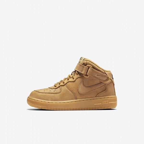 Nike Air Force 1 Mid Wb Freizeitschuhe Mädchen Gr...