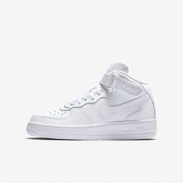 Nike Air Force 1 Mid 06 Freizeitschuhe Mädchen We...