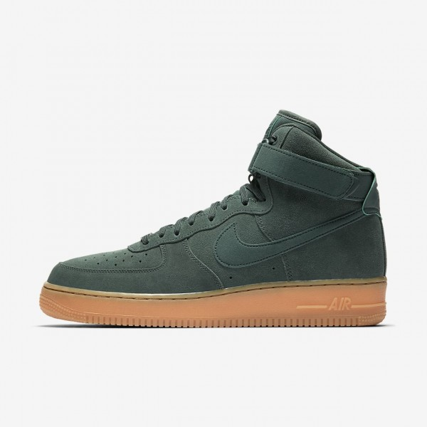 Nike Air Force 1 high \'07 Lv8 Suede Freizeitschuh...