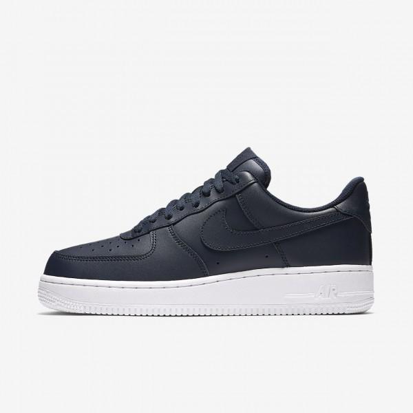 Nike Air Force 1 07 Freizeitschuhe Herren Obsidian...