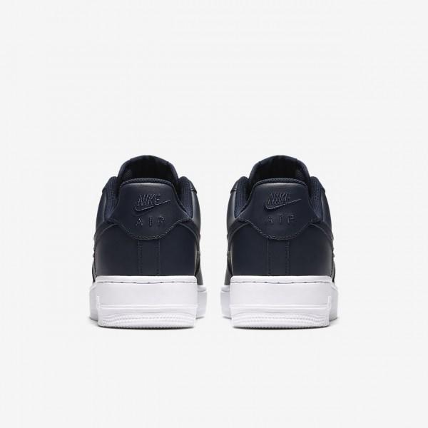 Nike Air Force 1 07 Freizeitschuhe Herren Obsidian Weiß 620-46297
