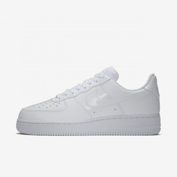 Nike Air Force 1 \'07 Patent Freizeitschuhe Damen ...