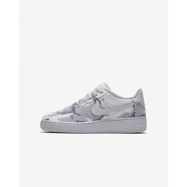 Nike Air Force 1 Lv8 Freizeitschuhe Jungen Weiß G...