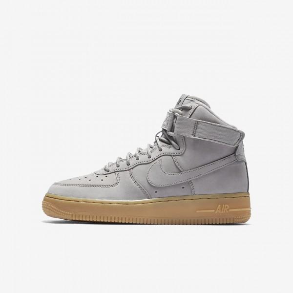 Nike Air Force 1 high Wb Freizeitschuhe Mädchen G...
