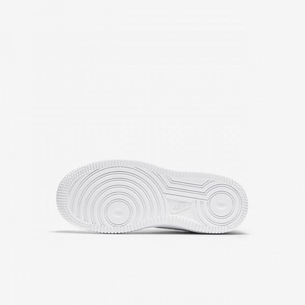 Nike Air Force 1 Freizeitschuhe Mädchen Weiß 946-31511