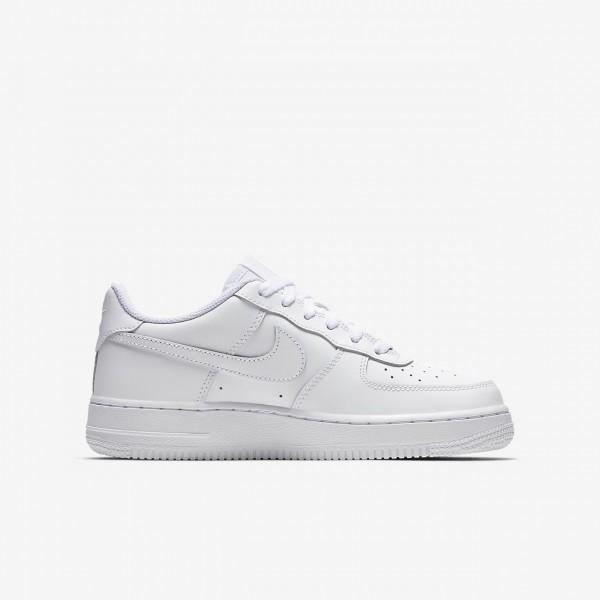 Nike Air Force 1 Freizeitschuhe Mädchen Weiß 686-68350