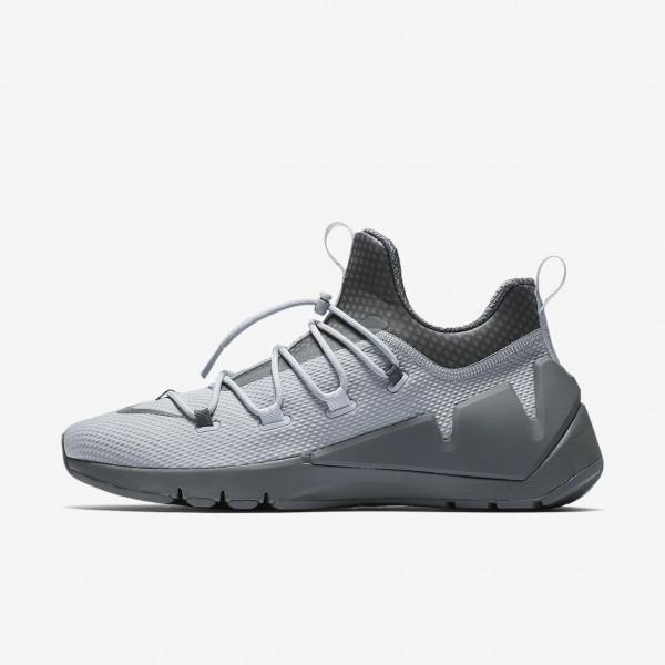 Nike Air Zoom Grade Freizeitschuhe Herren Grau Pla...