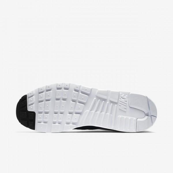 Nike Air Max Vision Freizeitschuhe Herren Navy Schwarz Weiß 416-97827