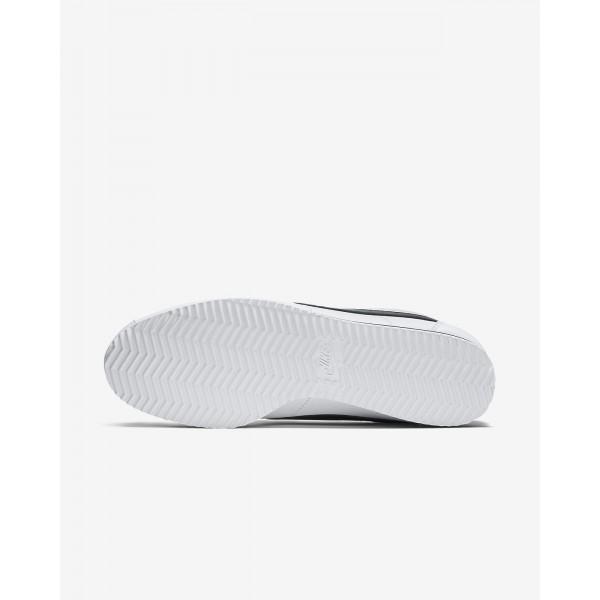 Nike Classic Cortez Freizeitschuhe Damen Weiß Schwarz 730-13682