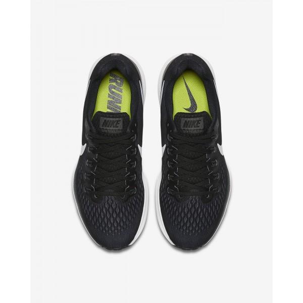 Nike Air Zoom Pegasus 34 Laufschuhe Damen Schwarz Dunkelgrau Weiß 816-67129