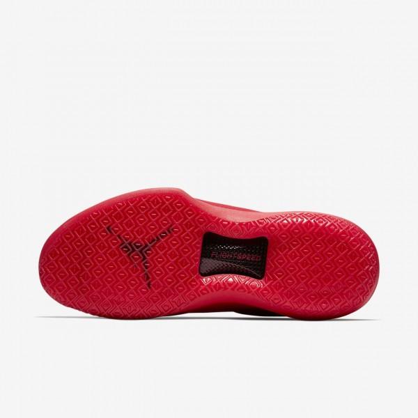 Nike Air Jordan XXXII Rosso Corsa Basketballschuhe Herren Rot Schwarz 315-62639