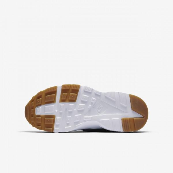 Nike Huarache Se Freizeitschuhe Jungen Hellbraun Weiß 732-75956