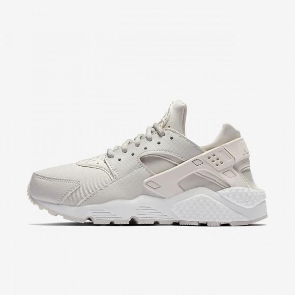 Nike Air Huarache Freizeitschuhe Damen Weiß 467-1...