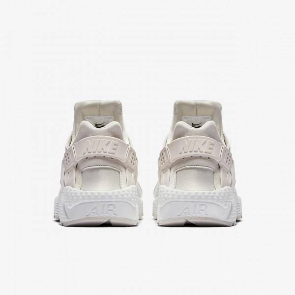 Nike Air Huarache Freizeitschuhe Damen Weiß 467-18649
